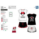 Minnie - pyjacourt T-Shirt & sh 100% pamut