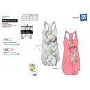 Großhandel Fashion & Accessoires: FEE CLOCHETTE - 100% Nachthemd Baumwolle