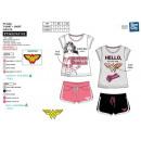 WUNDERFRAU - Pyjacourt T-Shirt & sh Multi Comp