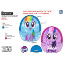My Little Pony - Bestickte Kappe aus 100% Polyeste