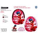 Großhandel Kopfbedeckung: LADY BUG - 100% erhabene Kappe Polyester / 100