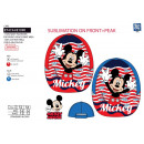 Mickey - Cap sublime al 100% poliestere / 100%