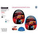 Cars - 100% sublime cap polyester / 100%