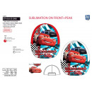 CARS - casquette sublimee 100% polyester / 100%
