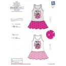 Großhandel Kleider: 44 CATS - 100% ärmelloses Kleid Baumwolle