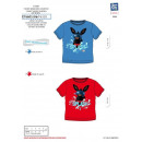 wholesale Childrens & Baby Clothing: BING - T-Shirt 100% short cuff coton
