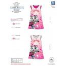 44 CATS - 100% Nachthemd Baumwolle