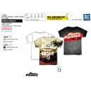 Großhandel Fashion & Accessoires: SCHNELL & GEFANGEN - Sublime Short Cuff T-Shir