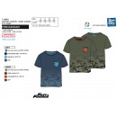 FAST & FURIOUS - 100% -os rövid ujjú T-Shirt