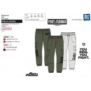 FAST & FURIOUS - pantalon 65% cotton / 35% polyest