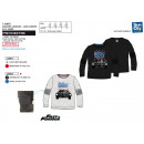 FAST & FURIOUS - Long Sleeve T-Shirt 100% Coto