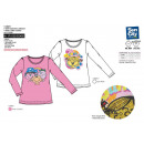MONSIEUR MADAME - Long Sleeve T-Shirt 100% cot