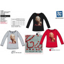 MARYLIN MONROE - Solid Long Sleeve T-Shirt = 100%