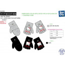 HELLO KITTY - gants 100% acrylique