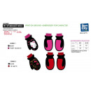 wholesale Licensed Products: Hello Kitty - multi composition ski gloves