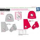 Hello Kitty - box scarf & gloves & cap