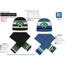Großhandel Schals, Mützen & Handschuhe: 10 BEN - Set 2-teilig Kappe & Schal mul
