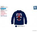 Großhandel Lizenzartikel: Spiderman - under 100% sweatshirt Baumwolle