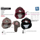 wholesale Scarves, Hats & Gloves: Hello Kitty - 100% polyester hat