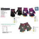 Großhandel Schals, Mützen & Handschuhe: Hello Kitty - Multi Handschuhe Zusammensetzung