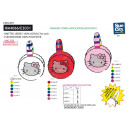 HELLO KITTY - cache oreilles multi compositi