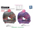 grossiste Sports & Loisirs: HELLO KITTY -  bonnet 100% acrylique