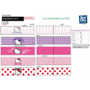 Hello Kitty - Stirnband aus 100% Baumwolle