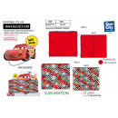 Großhandel Schals, Mützen & Handschuhe: Cars - Kragen reversible 100% Polyester