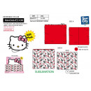 wholesale Licensed Products: Hello Kitty - reversible collar 100% polyester