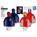 Großhandel Fashion & Accessoires: Angry Birds - Parka 100% Polyester