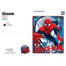 Spiderman - 100% polaire plaid van 120x140cm polye