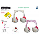 HELLO KITTY - cache oreilles 100% polyester