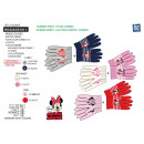Minnie - set 2 pieces multi composit gloves