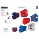 Spiderman - set 2 pieces multi composit gloves