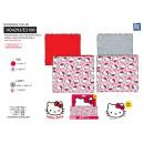Hello Kitty - reversible collar 100% polyester