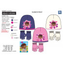 DOC MC STUFFINS - 2-piece set hat & gloves