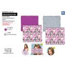 Violetta - reversible collar 100% polyester