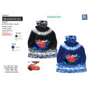 wholesale Licensed Products: Cars - 100% acrylic beanie