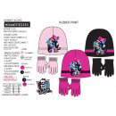 MONSTER HIGH - set 2 pièces bonnet & gants multi