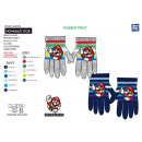 MARIO BROS - multi composition gloves