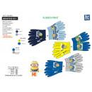 Minions - set 2-delige multi composiet handschoene