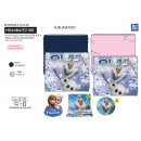 wholesale Licensed Products: frozen - collar reversible 100% polyester