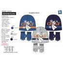 frozen - set 2 pieces hat & gloves 100%