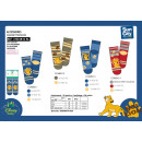 Großhandel Strümpfe & Socken: LION KING - Multi  Socken Zusammensetzung