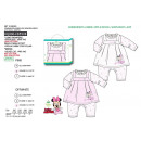 Minnie -all combination & 100% coton dress