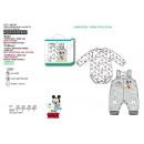 Mickey -Bundle cuerpo de manga y un mono