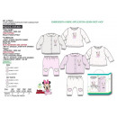 Minnie -Bundle 3 partes T-Shirt y los pantalones y