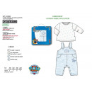 wholesale Toys: Paw Patrol - set 2  pieces overalls & top 10