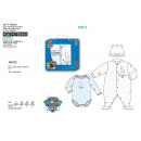 Paw Patrol - set body & sleep well & Kappe