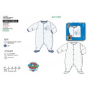 Paw Patrol - sleep well print 100% coton
